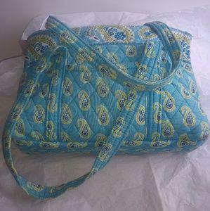 Vera Bradley Quilted Tote Bag